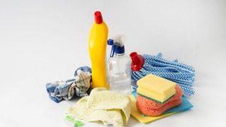 オーブンレンジの簡単な掃除の仕方